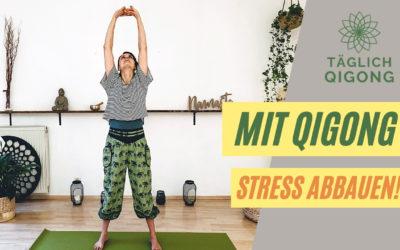 Lass deinen Geist durchatmen! Qigong gegen Stress