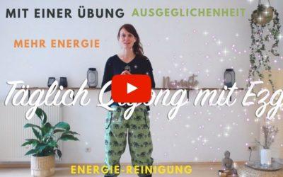Eine einfache Qigong-Übung mit unterschiedlicher Wirkungen!
